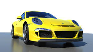 100 Ruf Project Slightly Mad Studios Reveals RGT8 Renders For CARS