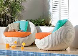 Modern Design Outdoor Furniture Adorable Contemporary Buble Chair