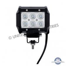 UNITED PACIFIC INDUSTRIES | COMMERCIAL TRUCK DIVISION Truck Lite Led Spot Light With Ingrated Mount 81711 Trucklite Work Light Bar 4x4 Offroad Atv Truck Quad Flood Lamp 8 36w 12x Work Lights Bar Flood Offroad Vehicle Car Lamp 24w Automotive Led Lens Fog For How To Install Your Own Driving Offroad 9 Inch 185w 6000k Hid 72w Nilight 2pcs 65 36w Off Road 5 72w Roof Rigid Industries D2 Pro Flush Mount 1513 180w 13500lm 60 Led Work Light Bar Off Road Jeep Suv Ute Mine 10w Roundsquare Spotflood Beam For Motorcycle