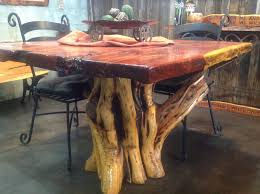 Rustic Cedar Furniture Used Home