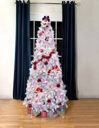 Christmas Tree 7ft by 7ft Artificial Christmas Trees Uk Christmas Lights Decoration