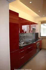 cuisine entierement equipee du laqué dans une cuisine équipée entièrement cuisine