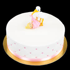 luxury baby torte