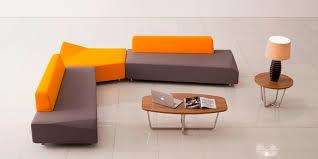 L Shaped Sofa Designs Modular Office Furniture Lounge