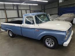 100 Car And Truck Auctions 1966 Ford F100 For Sale Classicscom CC1180984