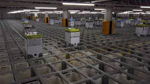 100 Ra Warehouse Project How Robotics Are Optimising Warehouse Operations Conteur
