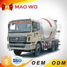 100 Concrete Truck Dimensions Best Selling Foton 3 Cubic Meters Mixer
