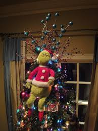 The Grinch Christmas Tree Ornaments by Decorate Cheryl Draa Interior Designs