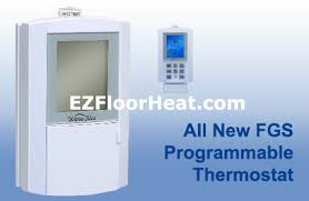 Warm Tiles Easy Heat Manual by Dual Voltage 120 240 Vac Programmable Thermostat