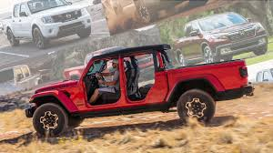 100 Small Pickup Trucks For Sale 2019 Midsize Truck Comparison How Do They Stack Up
