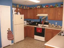 Image Of Kitchen Decorations For Above Cabinets