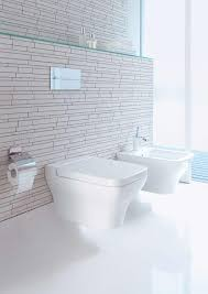 Bathroom Wall Tile Material by Bathroom Nice Looking Wall Mount Toilet Tank Design Ideas With