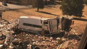 100 Trucks With Tracks Train Carrying GOP Lawmakers To Retreat Hits Truck On Tracks 1
