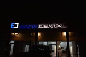 Dental fice Signs by Vision Visual Golden Lakewood Denver