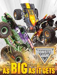 100 Monster Trucks Cleveland Jam Ohio Information And GiveAway Sisters