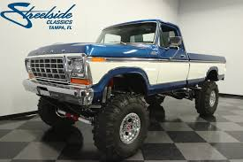 1978 Ford F-250 Custom 4X4 For Sale #78929 | MCG