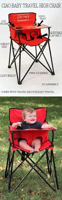 Portable Baby High Chair | Folds Up For Easy Travel. Great For Park ... Fniture Stylish Ciao Baby Portable High Chair For Modern Home Does This Carters High Chair Fold Up For Storage Shop Your Way Bjorn Trade Me Safety First Fold Up Booster Outdoor Chairs Camping Seat 16 Best 2018 Travel Folds Into A Carrying Bag Just Amazoncom Folding Eating Toddler Poppy Toddler Seat Philteds Mothercare In S42 Derbyshire Travel Brnemouth Dorset Gumtree