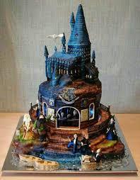 goals for cake harry potter cake harry potter