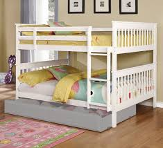 Chapman Bunk Bed White Kids Loft and Bunk Beds Kids and