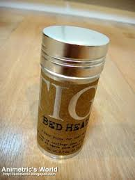 Bed Head Matte Separation Wax by Tigi Bed Head A Hair Stick For Cool People Hair For Men Tigi
