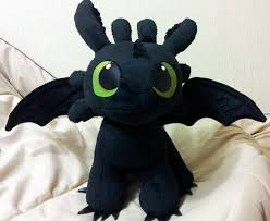 Toothless Dragon Pumpkin Carving Stencil by How To Train Your Dragon Inspired Sitting Toothless The Night