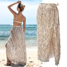 popular fringe maxi skirt buy cheap fringe maxi skirt lots from