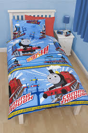 Thomas The Tank Engine Bedroom Decor by Thomas The Tank Wheesh Single Rotary Duvet Set Amazon Co Uk