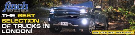 Chevrolet, Buick, GMC, Cadillac, GM Dealer London | Finch Chevrolet ...