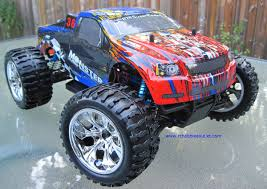 RC Brushless Electric Truck 1/10 PRO TOP2 3S LIPO 2.4G 4WD 1 Yr ...