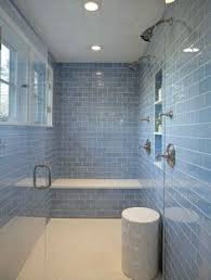 beautiful blue shower tile with additional home interior remodel