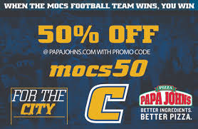 Chattanooga Mocs On Twitter: