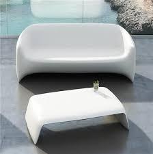 canapé de jardin design table basse de jardin design sur cdc design