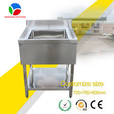 Stainless Steel Utility Sink With Drainboard by Stainless Steel Sink Stainless Steel Sink Suppliers And