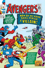 Marvel Comicss The Avengers Issue 15b