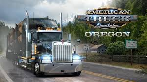 100 North American Trucking Truck Simulator Oregon Launch Trailer YouTube