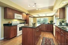 Kitchen Color Ideas With Cherry Cabinets Kitchen Colors With Cherry Cabinets Homifind