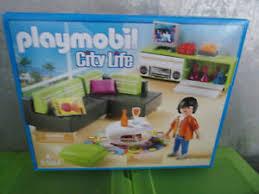 details zu playmobil city 5584 modernes wohnzimmer neu ovp