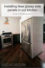 Kitchen Cabinet Filler Strips by 18 Kitchen Cabinet Filler Strips Shop Whirlpool