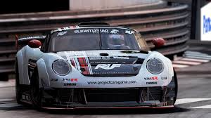 100 Ruf Project Race Spec CTR3 Confirmed As CARS Preorder Bonus