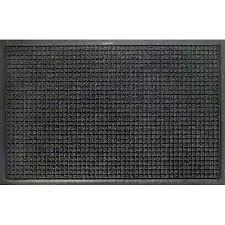 Andersen Waterhog Floor Mats by Andersen Waterhog Classic Charcoal 4x8 Conlon Products