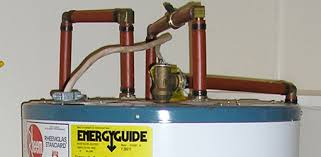 Whirlpool Ice Maker Leaking Water On Floor by How To Repair A Leaking Water Heater Pressure Relief Valve
