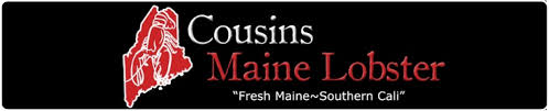 100 Cousins Maine Lobster Truck Menu Counsins BookMyLot