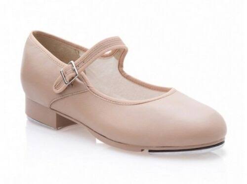 Capezio Women's Mary Jane Tap Shoes - Caramel, Size 7 US