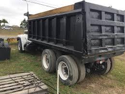 1993 Mack RD600 Tandem Axle Dump Truck