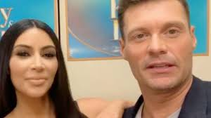 Kelly Ripa Halloween Contest by Kim Kardashian Fills In For Kelly Ripa On U0027live U0027 Guest Co Hosts