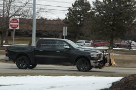 Is Ram Trucks Working On A Snowplow Prep Package For The 1500 ...
