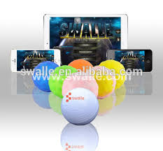 Smartphone Robots For Adults Swalle Ball Bluetooth Ios Android App