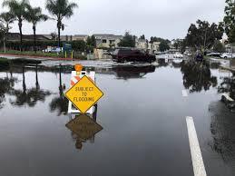 Fall Storm Brings Heavy Rain, Gusty Winds To San Diego - CBS News 8 ...