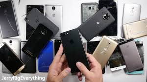 New Smartphone 2017 Most Durable Smartphone of 2016 Year End