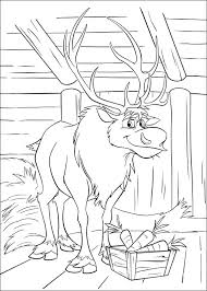 Frozen Halloween Printable Coloring Pages Page Free Pdf